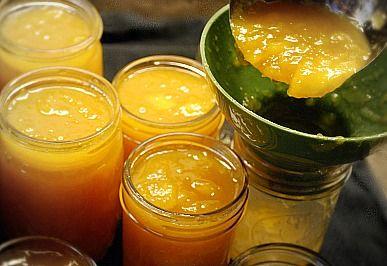 Peach~Bourbon Jam & Peach Chipotle BBQ Sauce - The Art of Preserving ...