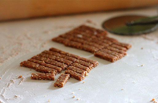 DIY Sesame Sticks   Serious Eats : Recipes