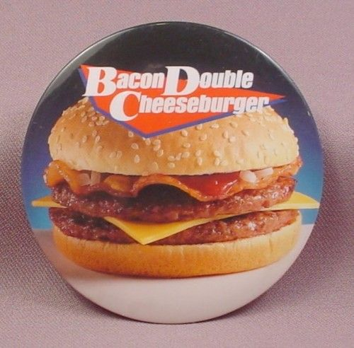 Pin by RonsRescuedTreasures on McDonalds Advertising Pinback Buttons ...