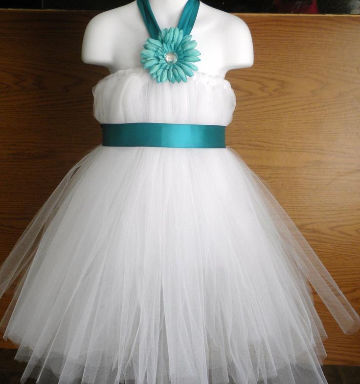 how to make a tutu halter dress