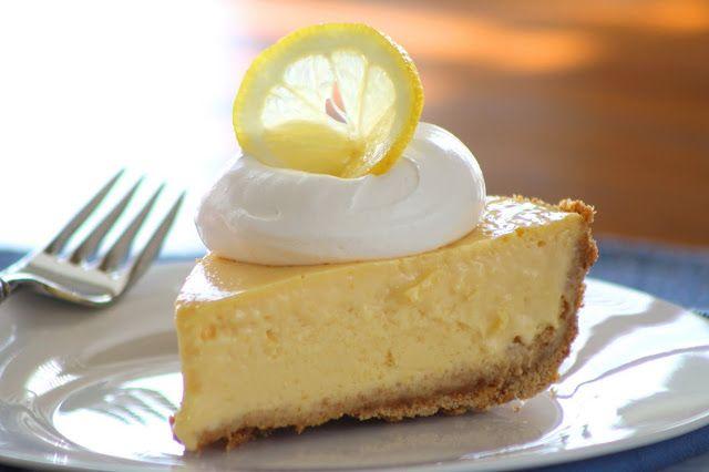 Lemon Ice Box Pie | Holidays | Pinterest
