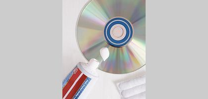 how to fix a cd