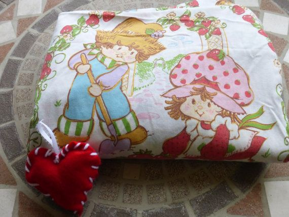 10 OFF Vintage 1980 Strawberry Shortcake Double by JENNuineVintage, $15.00