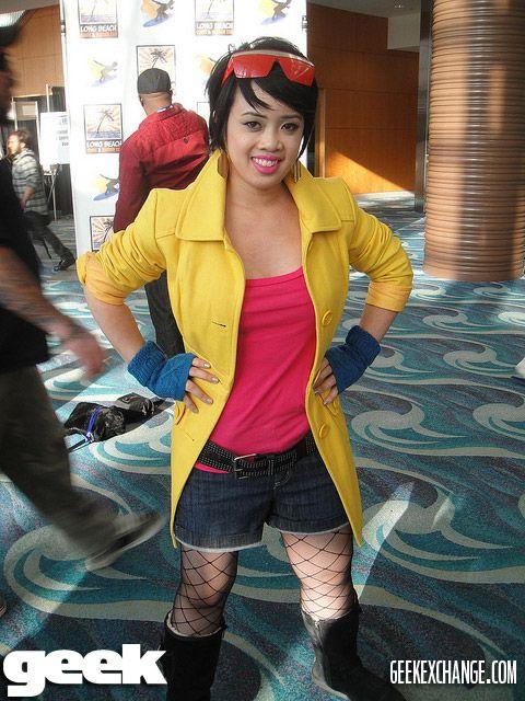 Jubilee from the X-Men - Geek MagazineJubilee Halloween Costume