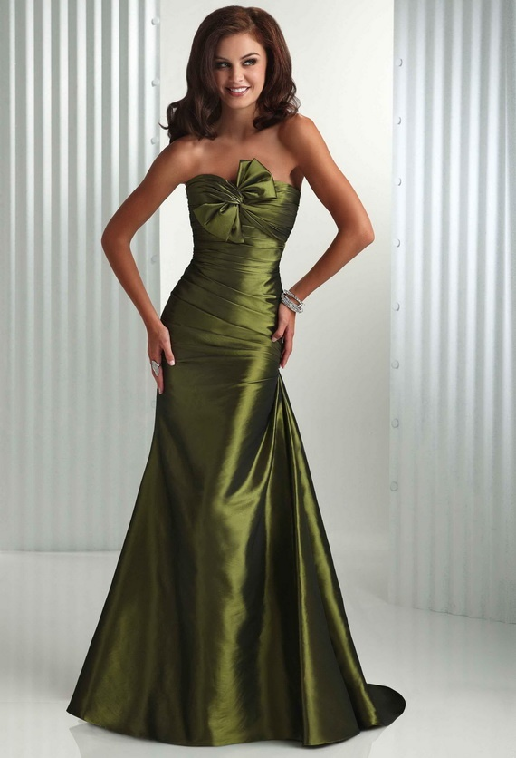 Mother Of The Bride Green Dresses 87