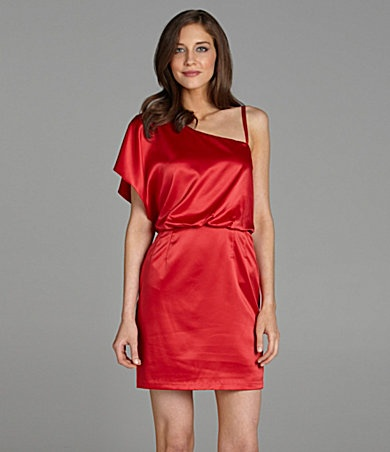 Red dress dillards clothes hair shoes pretties pinterest