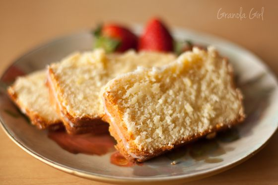 Lemon Cream Cheese Pound Cake   Sweet   Pinterest
