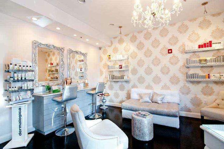 Skin Care Treatment Room Salon Design Pinterest