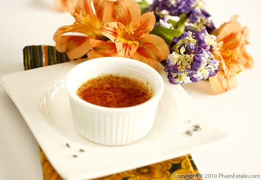 Lavender Creme Brulee!!! | Yummy Desserts and Delicious Treats! | Pin ...