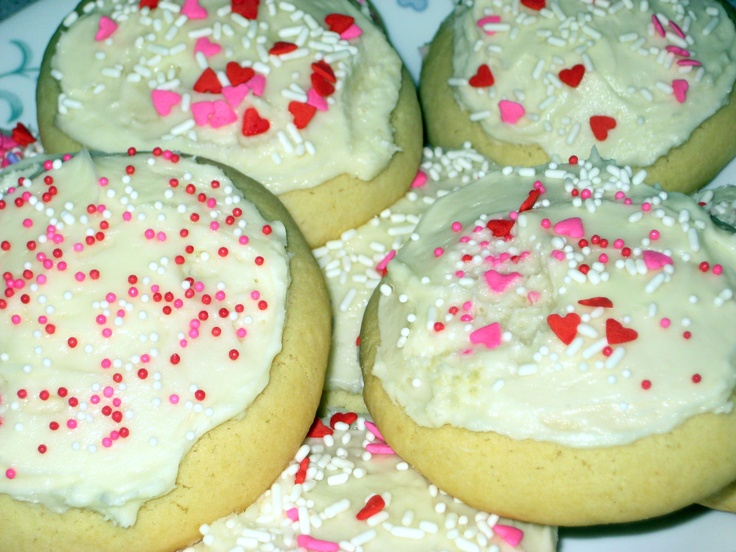 The Best Sugar Cookies ever | GOOD TO KNOW! | Pinterest