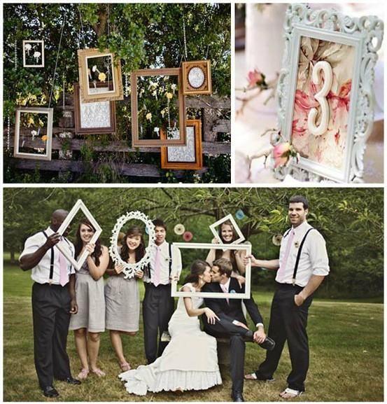 Wedding Photo Booth Decoration Photos