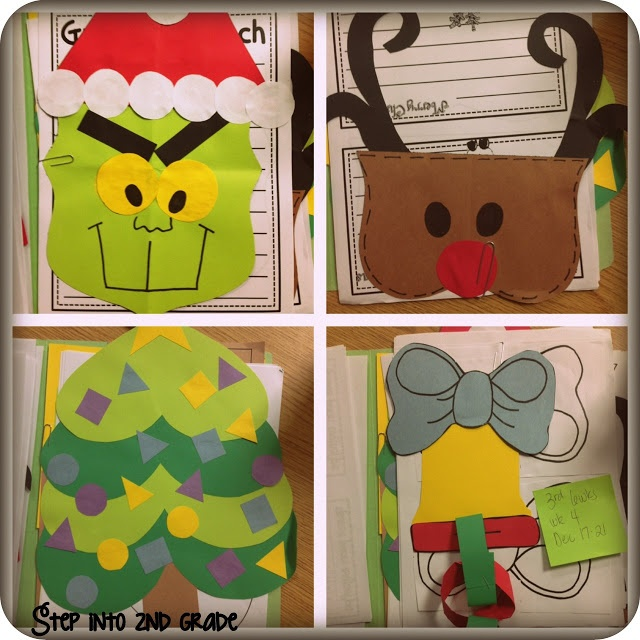 from Step into 2nd Grade with Mrs. Lemons: the Grinch goes with a text ...