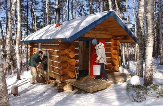 Google Images Wood Cabin : Sauna log cabin sök på google love pinterest