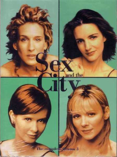 Sex and the City - Complete 4th Season (3-DVD) (2001) - Television on ...