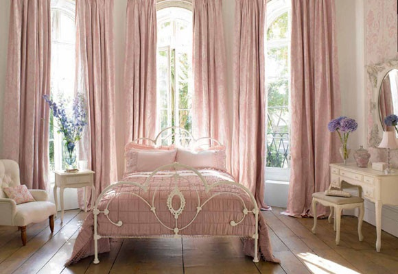 Rose room, so cute ♥ #pink #decor