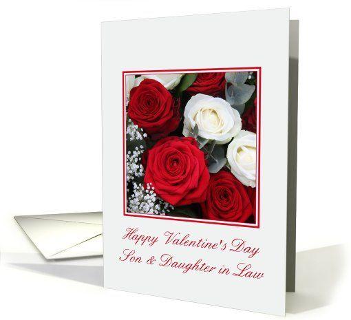 happy valentine red rose