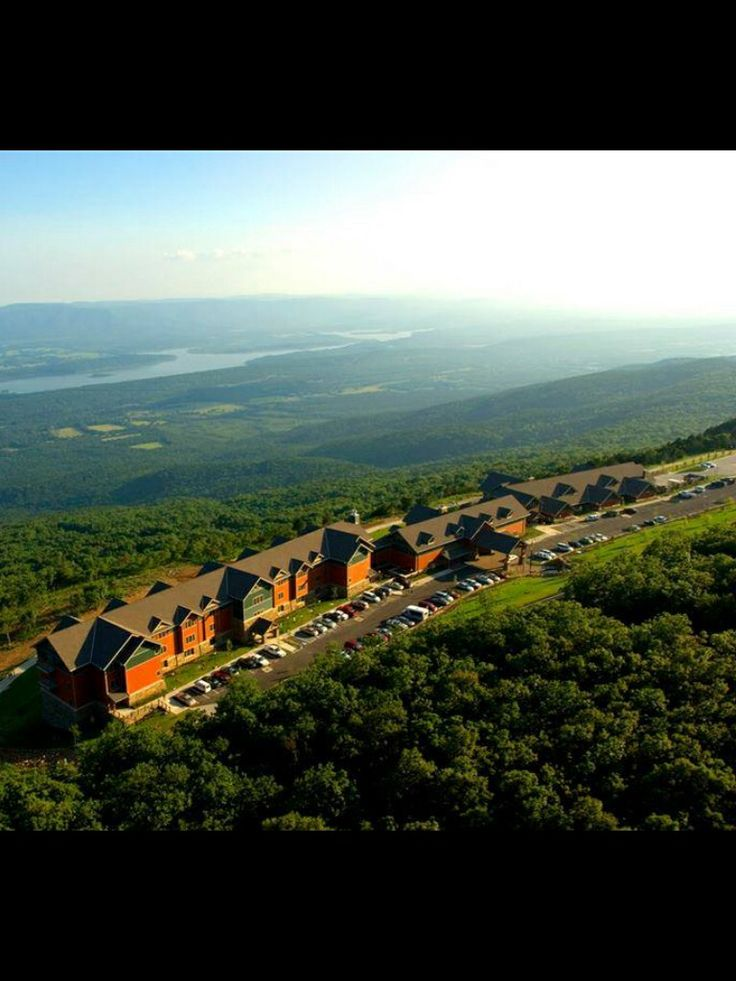 Mt. Magazine State Park...The Lodge... | Places I've Been | Pinterest