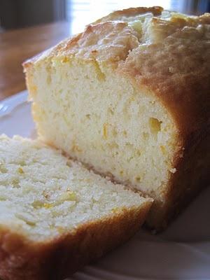 Sweet Savor: Orange Yogurt Sweet Bread...would be good with a glaze on ...