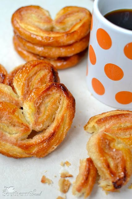 Southern Soul: Cinnamon Sugar Elephant Ear Cookies ☀CQ #southern # ...