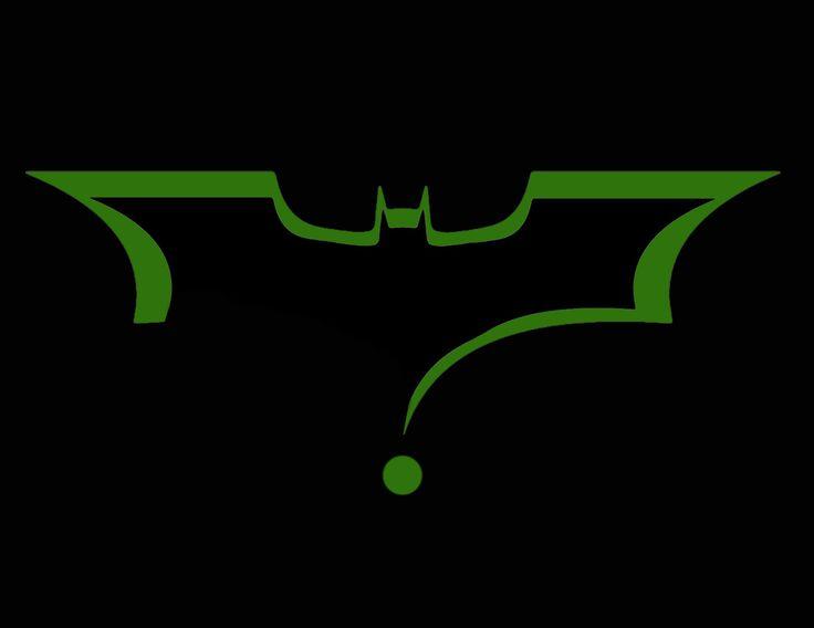the riddler symbol