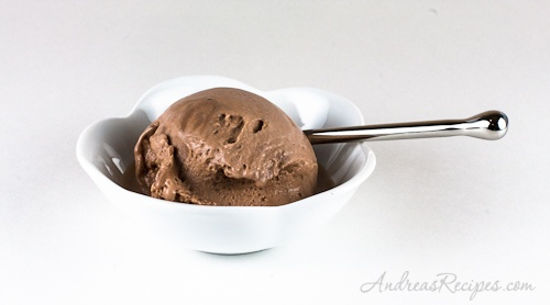 Andrea's Recipes - Guinness Milk Chocolate Ice Cream