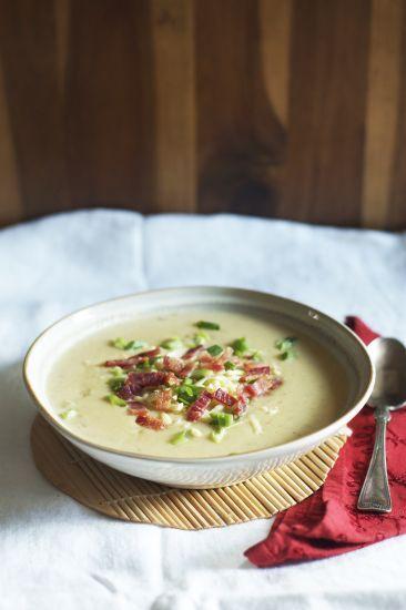 Slow cooker cream of potato soup | Yummy soups & sandwiches | Pintere ...