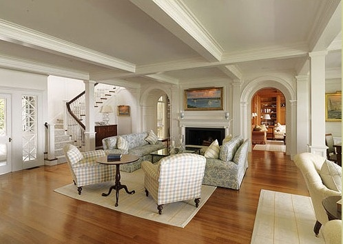 living room in cape cod cape cod home style pinterest