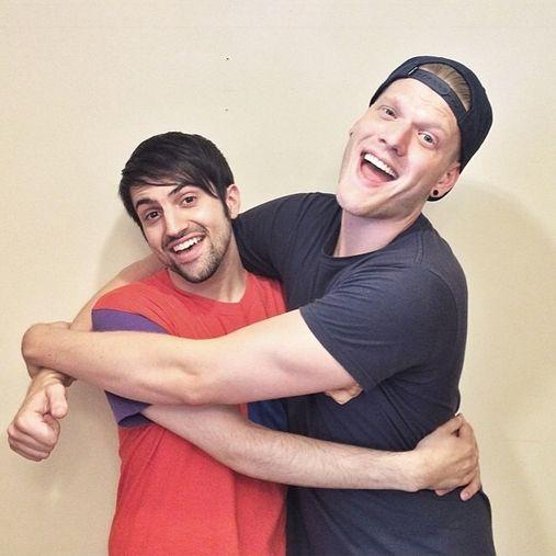 Scott and mitch pentatonix