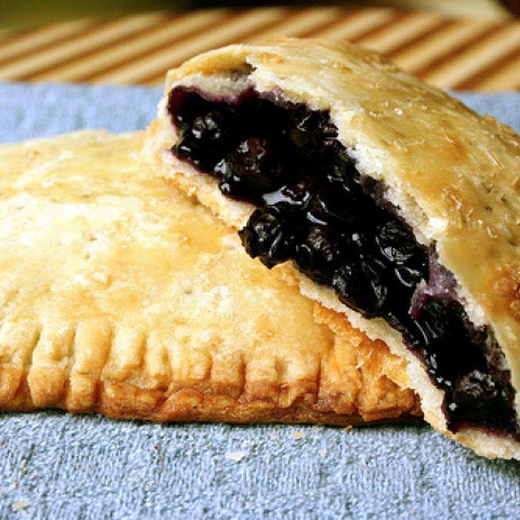 Vegan Blueberry Hand Pies II Recipe | Sweets & Treats | Pinterest