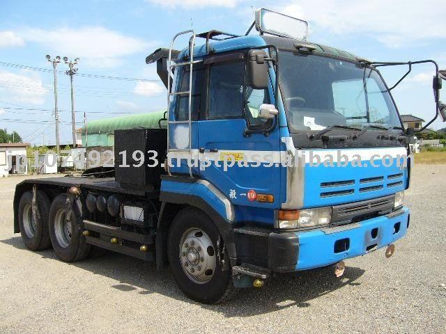 Nissan diesel used trucks japan #10