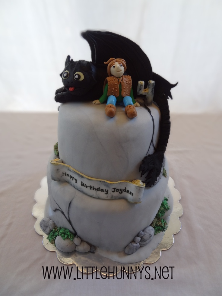 Cake Design Dragon Trainer : How to train your dragon cake! Cake ideas Pinterest