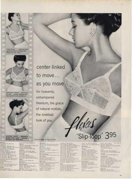 Vintage Lingerie Advertisements 52
