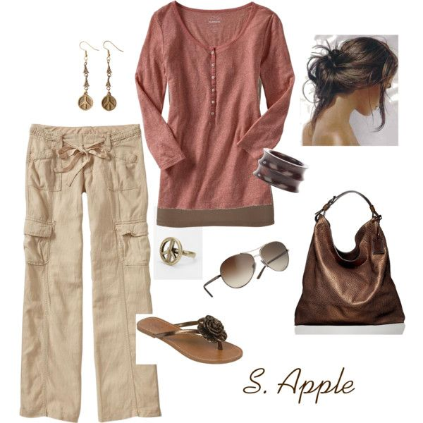"""Bronze and Brass"" by sapple324 on Polyvore"