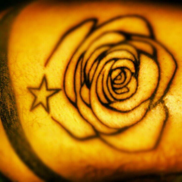 Star Tattoo Outline