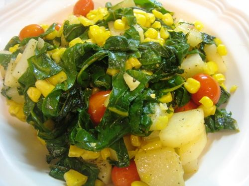 Mixed Vegetable Saute | Food & Drink | Pinterest