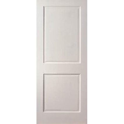 Solid Wood Raised 2 Panel Interior Doors Building Windcrest Pinte