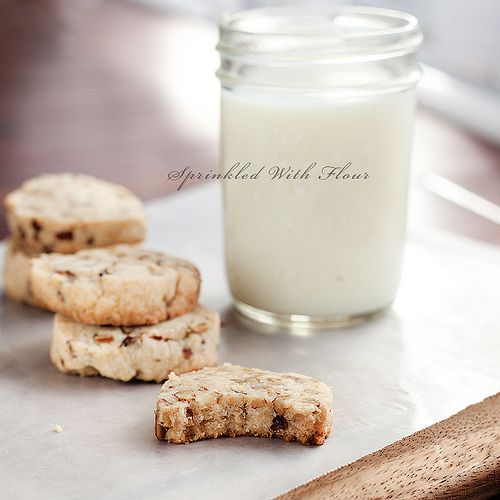 Browned Butter Pecan Shortbread | Recipes - Desserts and Baking | Pin ...