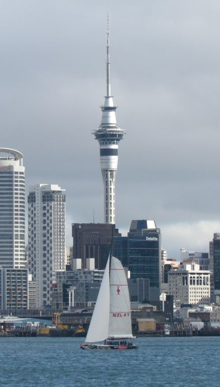 Auckland Towers Check Out Auckland Towers Cntravel