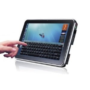 ZTO WIN 7 Tablet PC 10.2 Inch Touch Screen Panel Intel Processor 1.6GHz 1G Memory 160G HDD 1.3M Camera WIFI (Personal Computers)  http://www.amazon.com/dp/B003WVZPLS/?tag=tonebe10ne-20  # LIKE THIS