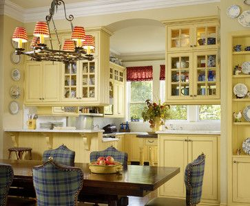 Breakfast Room & Kitchen - traditional - kitchen - san francisco - ADEENI DESIGN GROUP