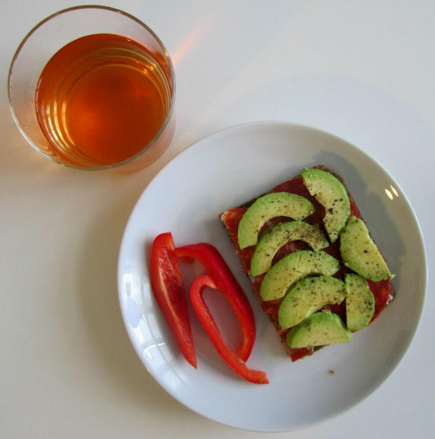 Avocado And Chorizo Toast Recipe — Dishmaps