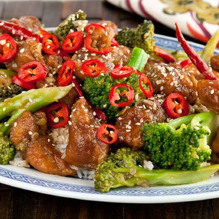 General Tao's Chicken | Recipes - Entree (Asian) | Pinterest