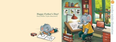 father's day e-greeting cards