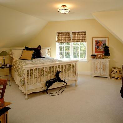 Pin by jamie rogers on bonus room ideas pinterest - Slanted ceiling paint ideas ...