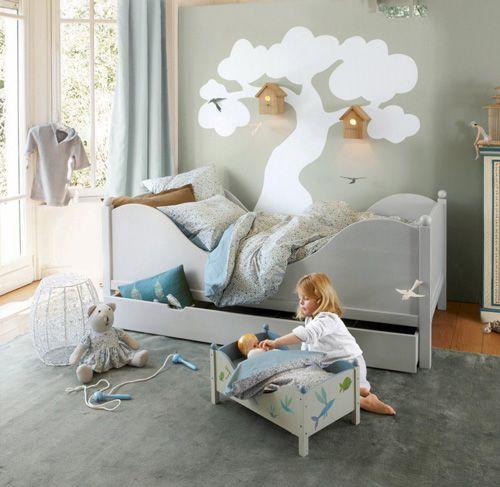 10 vinilos infantiles para decorar la habitaci n for Vinilos habitacion infantil