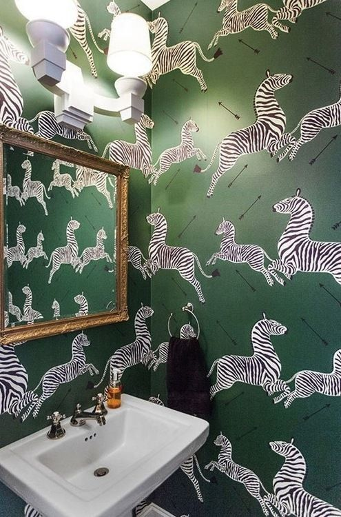 Scalamandré zebras