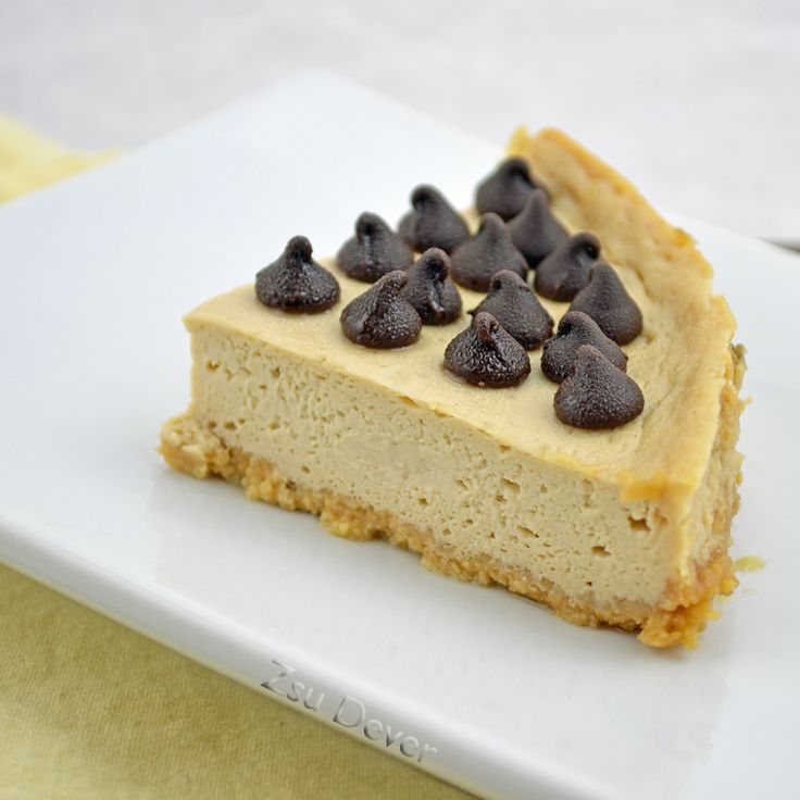 Tiramisu Cheesecake - Robin Robertson | Vegan Desserts | Pinterest