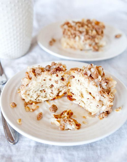 cinnamon bun pies: recipe here | eating | Pinterest