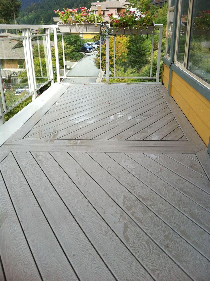 Trex Deck Decks Terraces And Porches Pinterest
