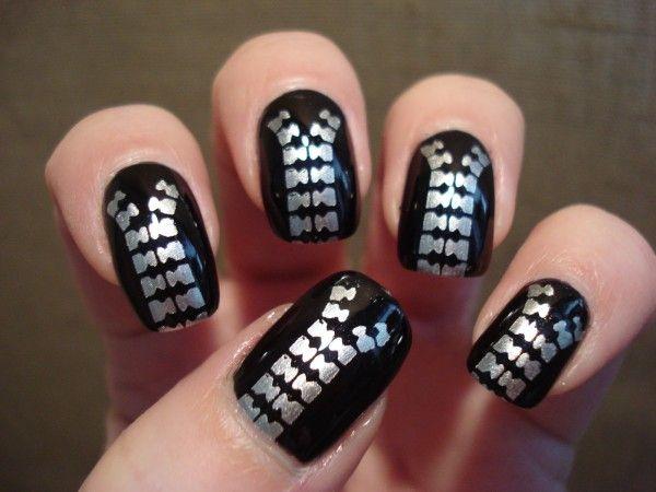 Top 25 Zipper Nail Art Designs   Nail Designs   Pinterest